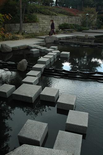 японските градини – едно лирическо отклонение…