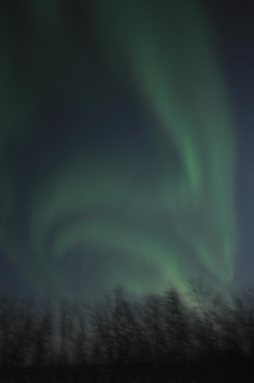 Lappi&Finnmark – 4 – aurora borealis