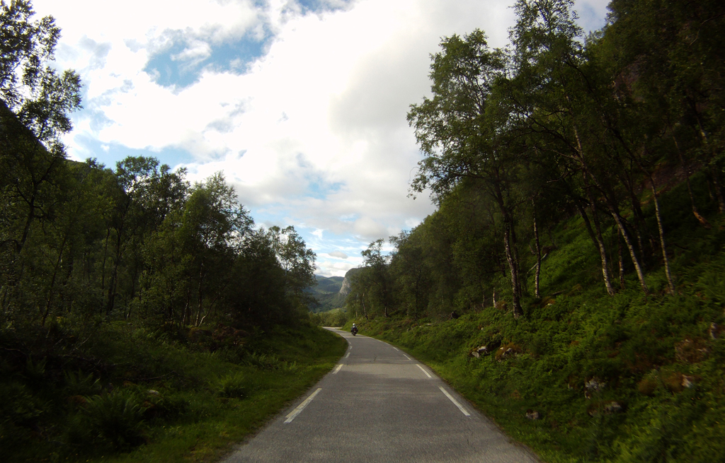 Norway 2012 – 04 to Dale & back
