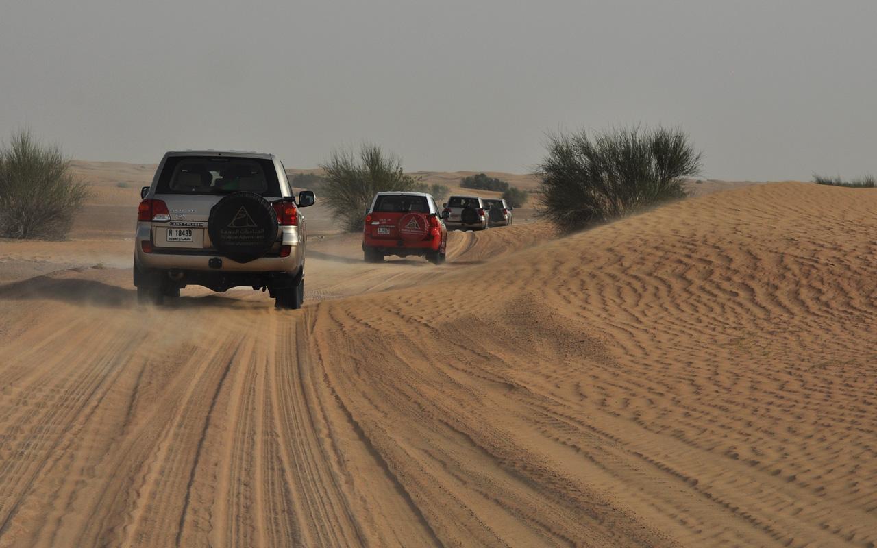 1002 – an ancient desert