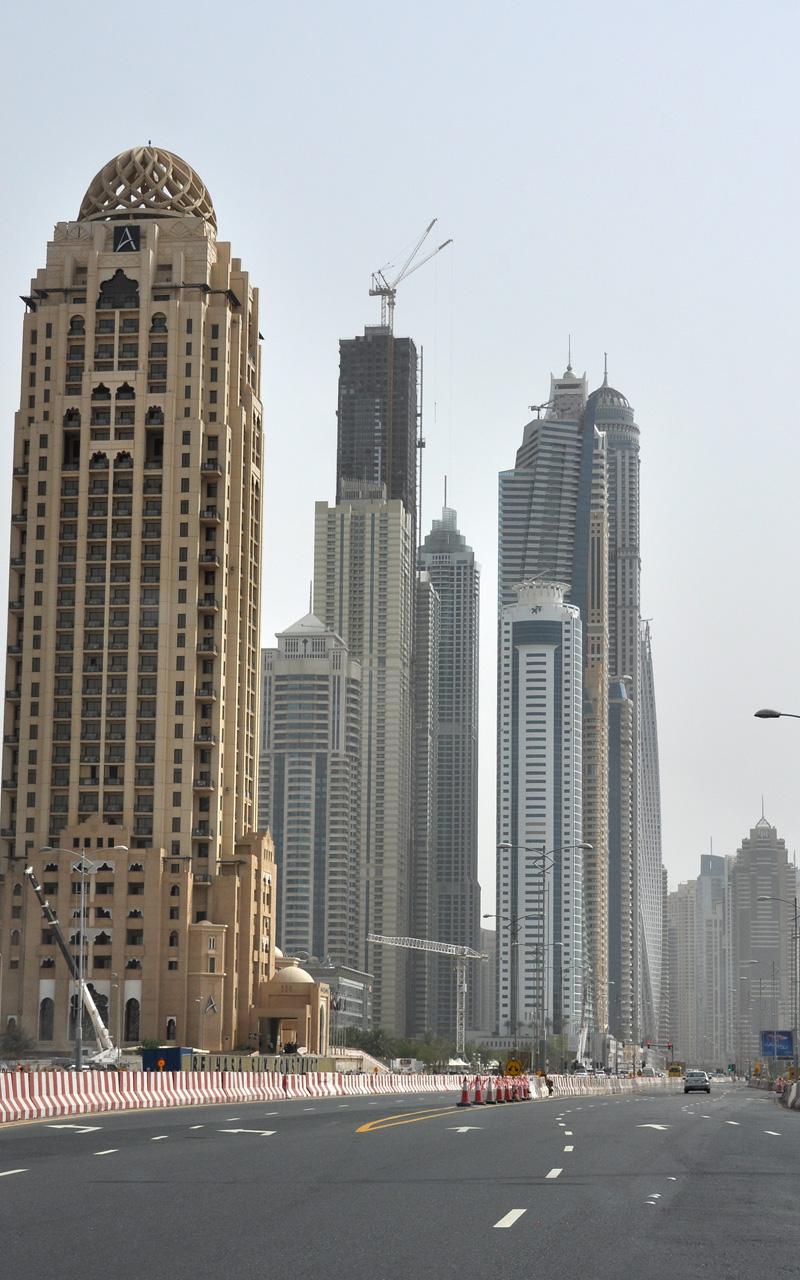 1002 – a modern city