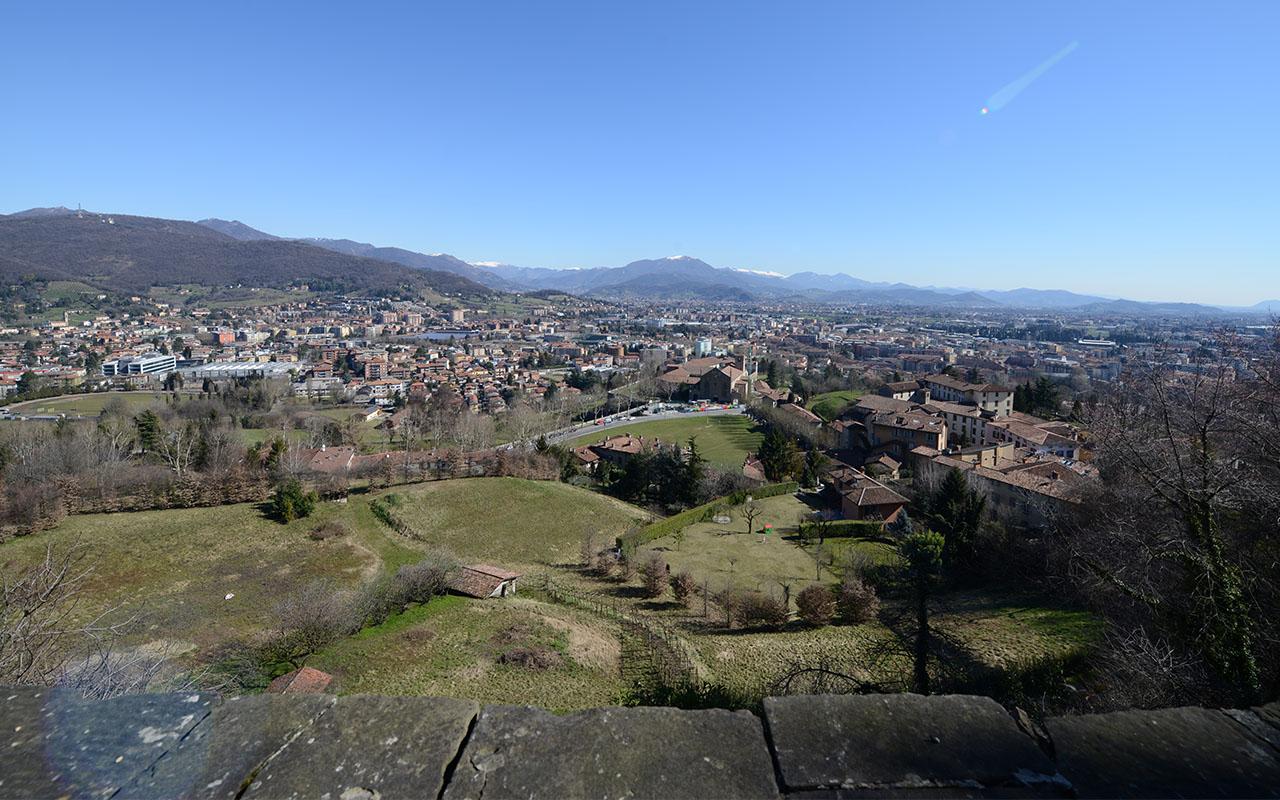 Италия – стара и(ли) нова – Бергамо