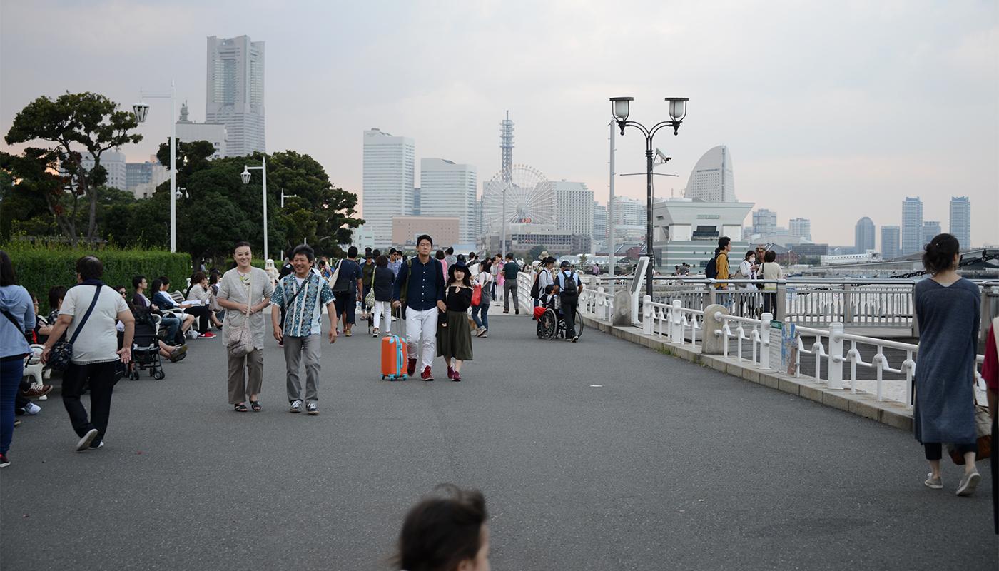 JAPAN 2015 – 02 Yokohama